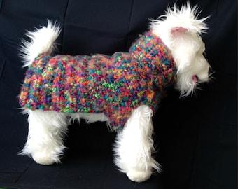Angel Hair Jelly Bean, Wool Dog Sweater, small dog sweater, dog sweaters, dog sweater, large dog sweater, large dog sweaters,