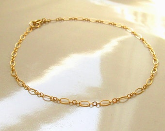 bracelet by the anklet yard gold with mainye diamond ankle luxurman solid leg diamonds