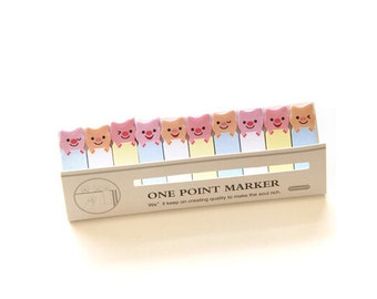 Pig Sticky Notes / Cute Sticky Notes / Pig Stationery / Sticky Notes / Kawaii Stationary / Cute Stationary / Pigs / Kawaii / Cute