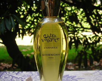 vintage Extravagance d'Amarige eau de toilette spray by Givenchy, 3.3 oz. / 100 ml tester bottle