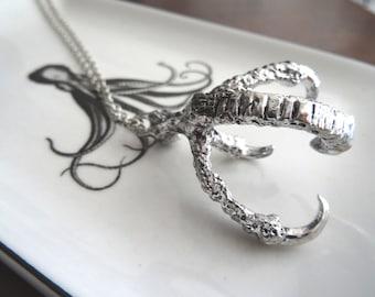 Bird Claw Necklace