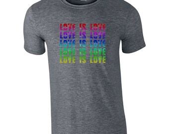 Love is Love Pride T-shirt  - LIMITED EDITION
