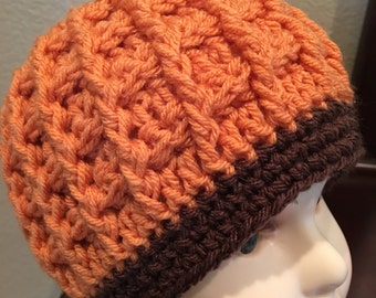 Girls  Beanie , hat , size 4 to 6 years old