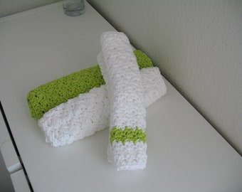 Crochet wash cloths