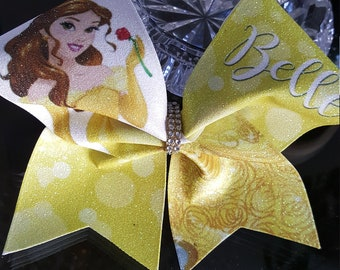 Disney Princess Belle Cheer Bow