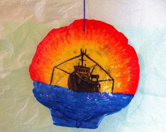 Fishing Boat Portrait