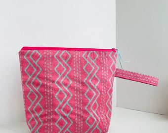 Knitting pattern project bags