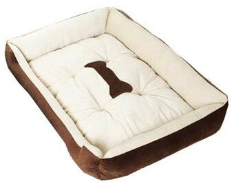 Pet bed, Pet soft bed, Small size: 24x18x6 inch (60x45x15 cm)