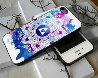 The Legend of a Zelda Mandala 2 - phone iphone 4 4s 5 5s 5c 6 6s 7 8 9 x samsung galaxy s3 s4 s5 s6 s7 edge s8 s9 plus cover case cases