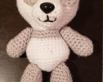 Amigurumi Panda Bear