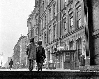 Harlem New York 1940's Photo