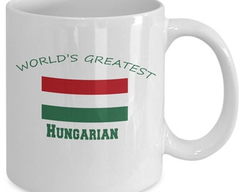 World's Greatest Hungarian Coffee Mug
