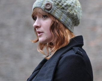 Ruislip Hat PDF knitting pattern (instructions)