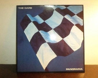 Vintage 1980 Vinyl LP Record The Cars Panorama Near Mint Condition 8339