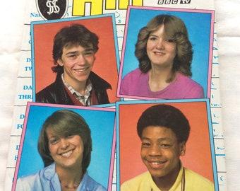 Grange Hill Annual 1982 Retro British Television memorabilia