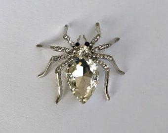 Spider Brooch - Large