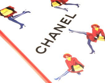 CHANEL fashion catalog · HW 1994 / 95 · Karl Lagerfeld · Brandi Quinones · Trish Goff