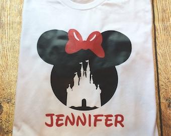 Disney Castle Shirts, Disney Shirts for Family, Family Disney Shirts, Disney Family Shirts, Disney Shirt, Disney Trip Shirts, Magic Kingdom