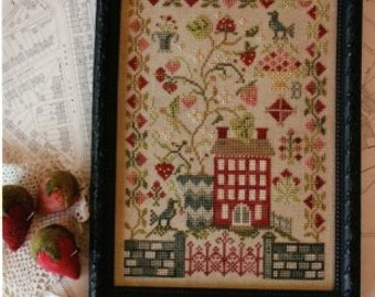 Blackbird Designs - Strawberry Fields Forever