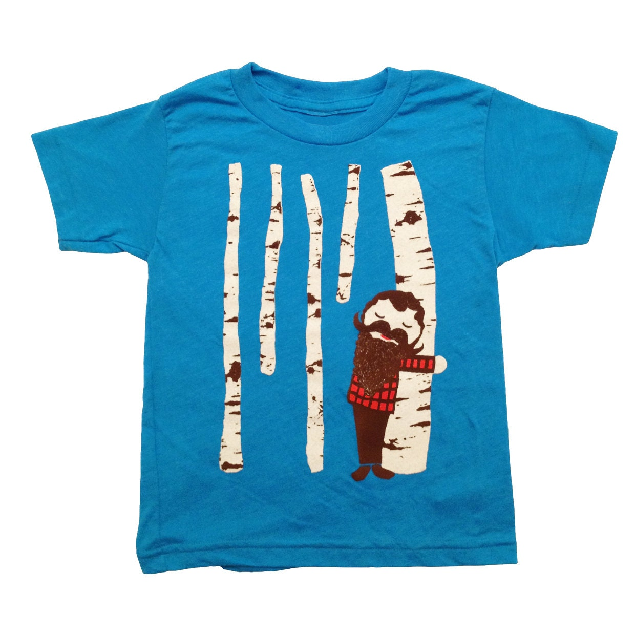 KIDS Tree Hugger T-shirt Boy Girl Children Toddler Youth Tee