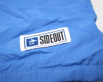 Vintage Sideout Mens Swimming Trunks