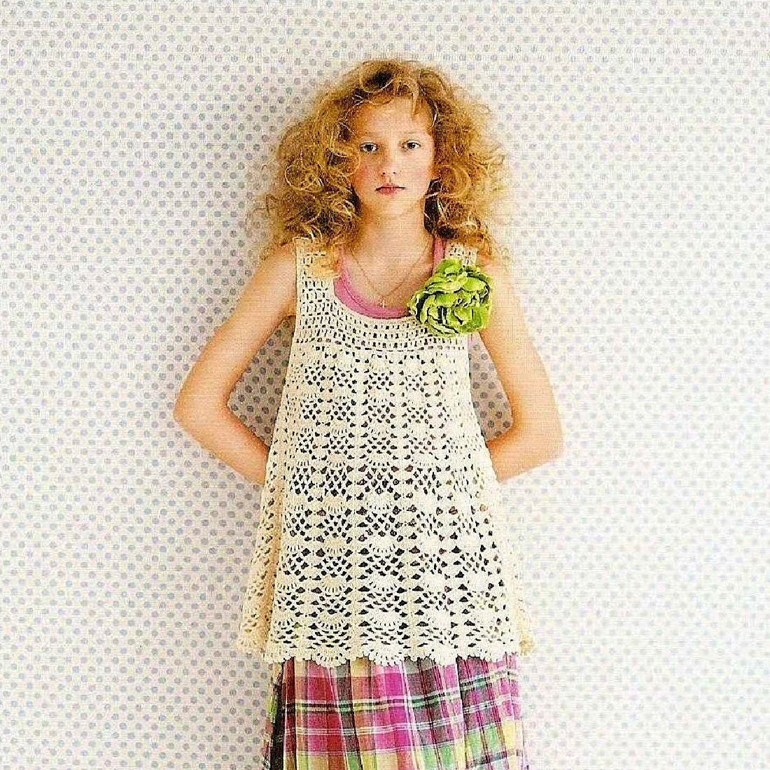 Crochet tunic pattern rows interpretation of the diagrams zoom ccuart Choice Image
