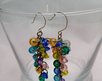 Carnival - Handmade Earrings
