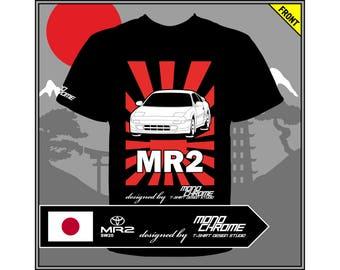 T-shirt Toyota MR2 SW20