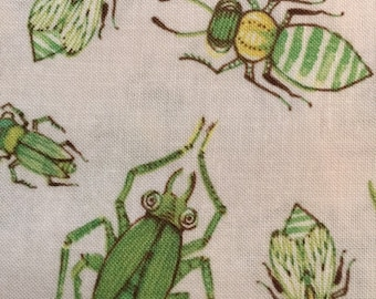 The Adventurers by Cori Dantini for Blend Fabrics Bugs
