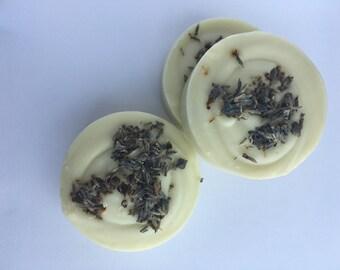 Ginger and Lavender Shea Butter Hemp Soap