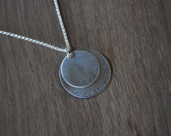 Scripture Necklace