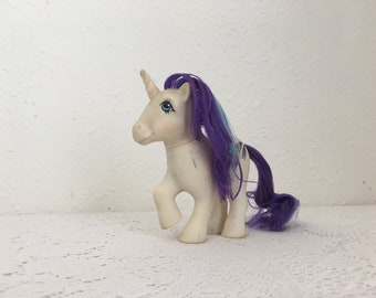 GLORY, Unicorn Pony, Pegasus Pony, My Little Pony, vintage G1 My Little Pony, Friendship is Magic