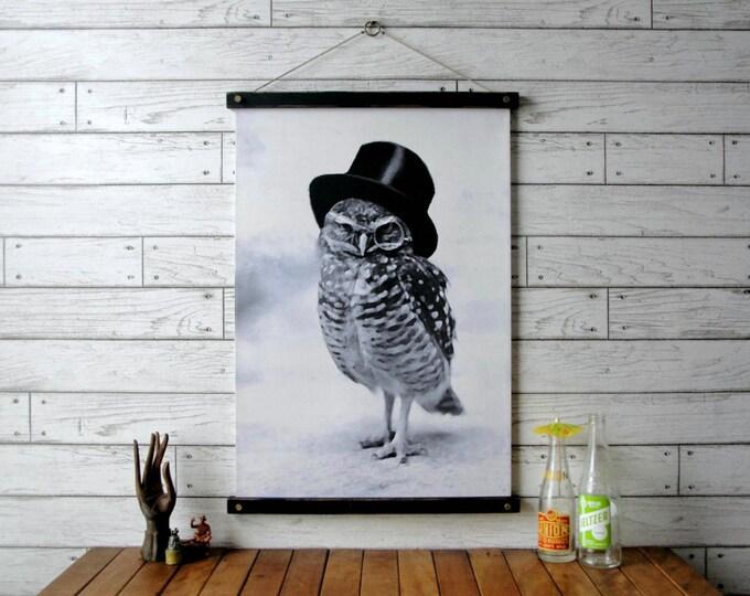 Top Hat Owl Chart