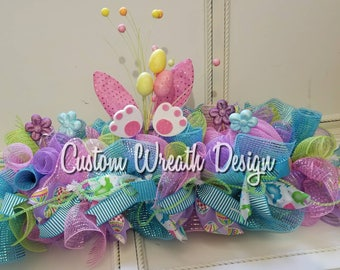 Easter Centerpiece,  Easter Mailbox topper, Easter Decor,  Decorations