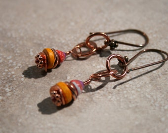CopperWorks Earrings