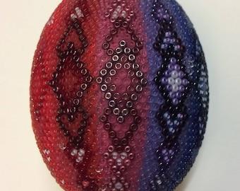Rainbow Easter Egg