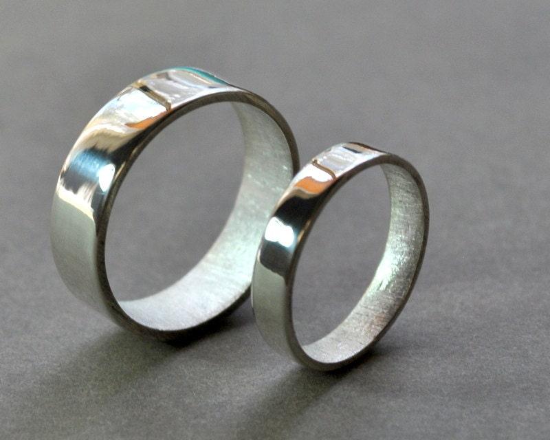 zoom - Wedding Ring And Band Set