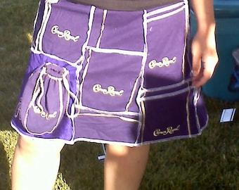 LIMITED EDITION Crown Royal Juju Skirt