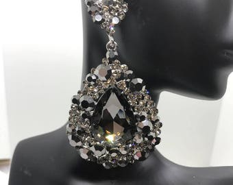 Big fashion earrings for cheap 62