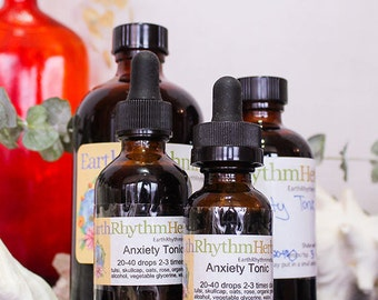 Anxiety Tonic Extract