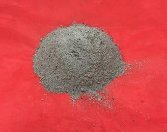 Pure Sifted Hardwood Ash, ash pottery glaze, chicken bath, fertilizer- 1 pound