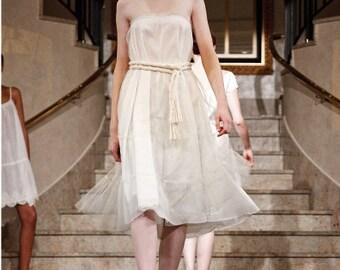 Net Lace Floating Dress
