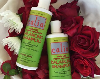 Calia's 8 oz Organic Balancing Shampoo