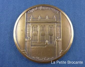 Central Hanover bronze medal