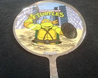 Teenage mutant ninja turtle mylar