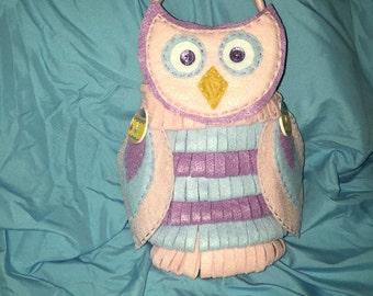Owl Easter Bag