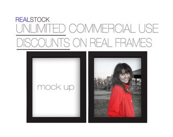 Instant PSD Download - 8 x 10 Picture Frame With Helpful Layers and Real Frame Discount Codes