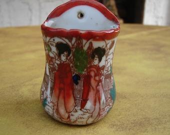 Little old japanese porcelain pot