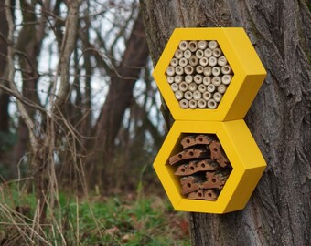 BEE HOTEL, Insect house, Mason bee home - Grandhotel Dijon