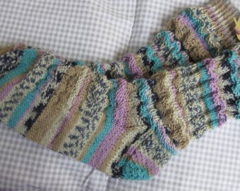 Handmade socks gr 35-37